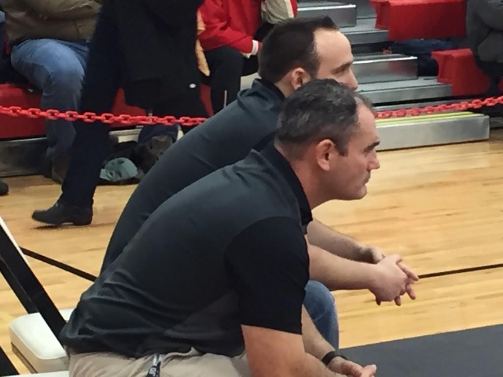 Deerfield Head Coach Marc Pechter